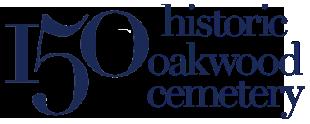 Historic Oakwood Cemetery Logo